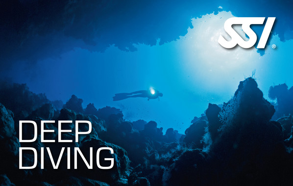 ssi deep diving